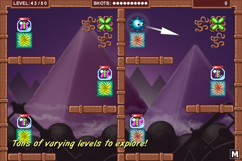 Screenshot Spikey's Bounce Around Review