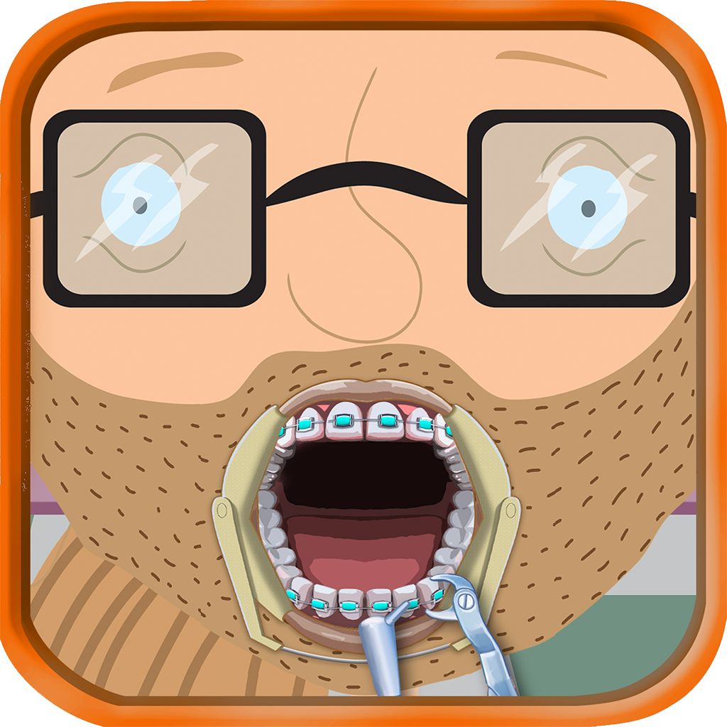 Geek Braces – Dentist Surgery Makeover (Kids Tooth Games)